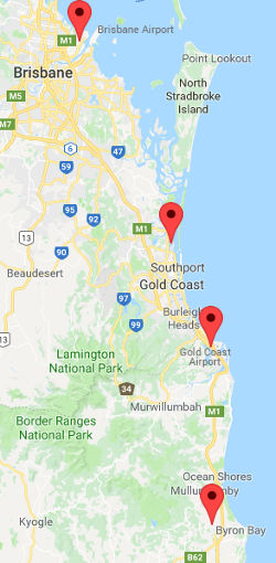 Gold Coast Airport Transfers